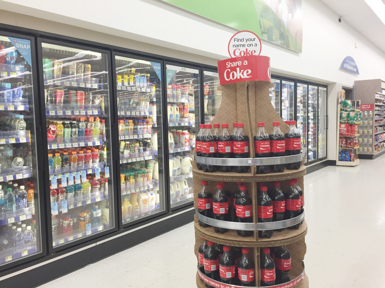 Share a Coke At Walgreens