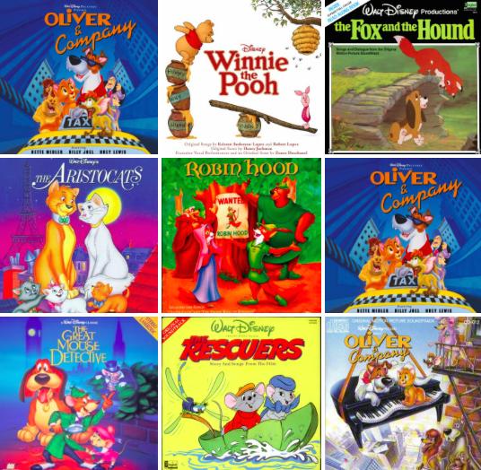 Monday S Music Best Disney Pre Renaissance Songs