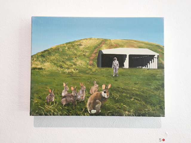Scott Listfield Rabbit Warren