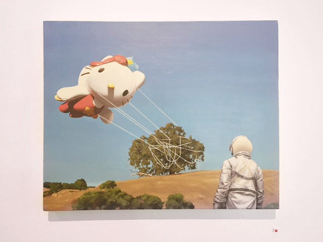 Scott Listfield The Balloon