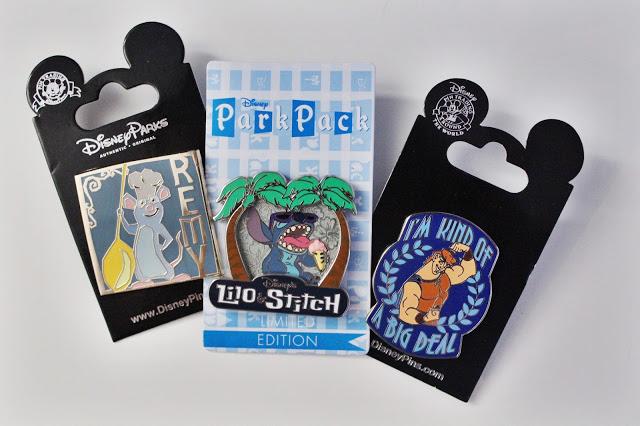 August Disney Park Pack