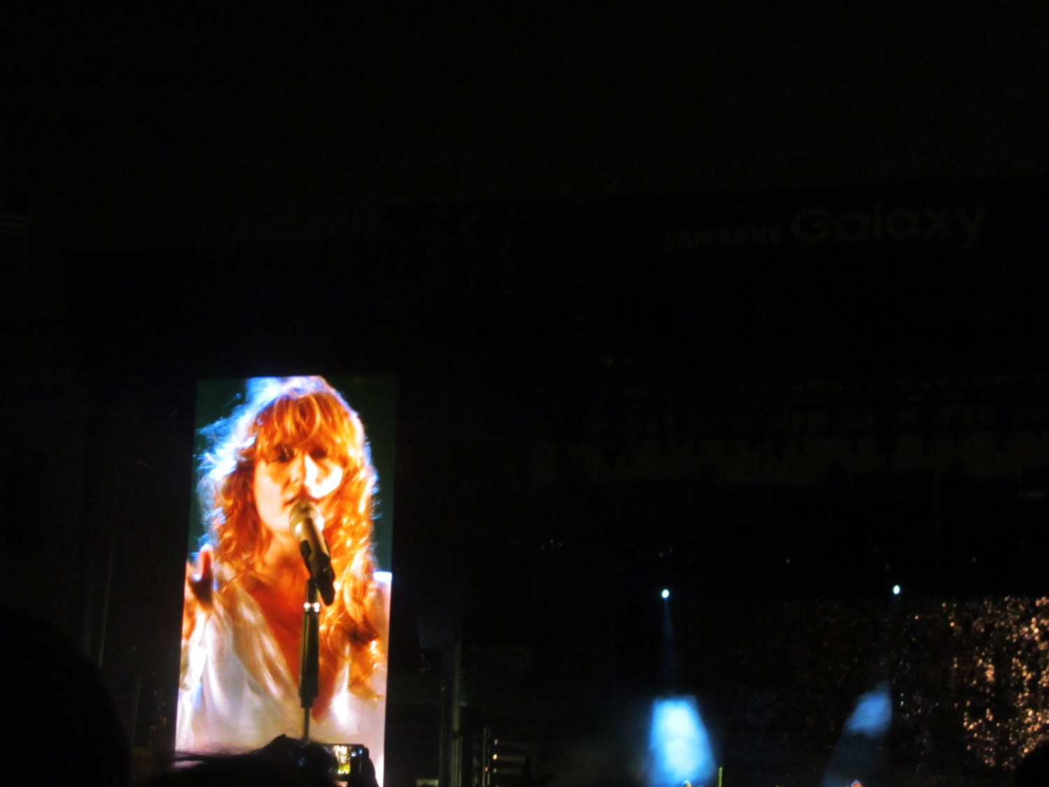 Florence + the machine 2015 Lollapollza