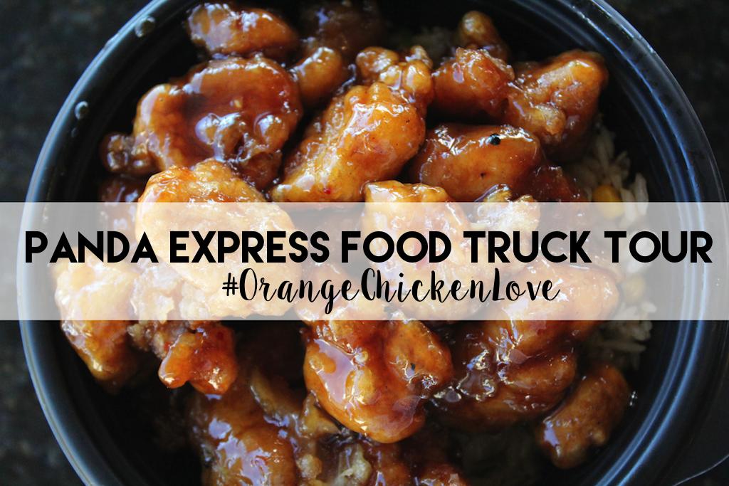 Panda Express #OrangeChickenLove