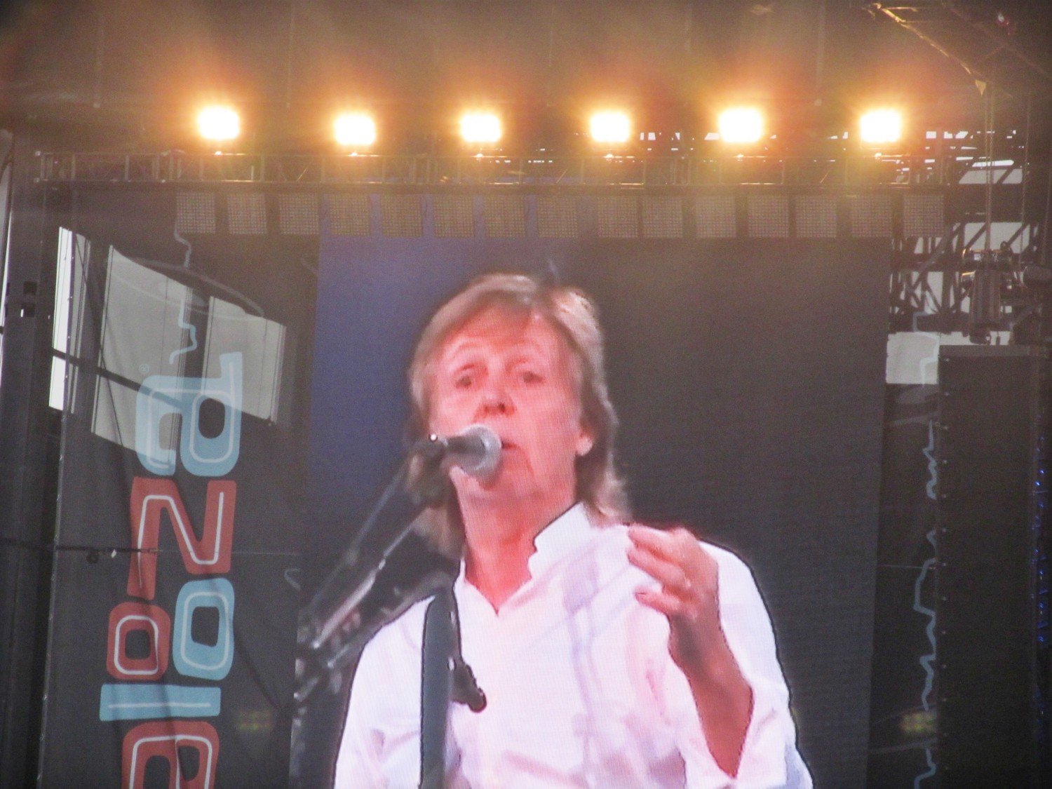 Paul McCartney Lollapalooza