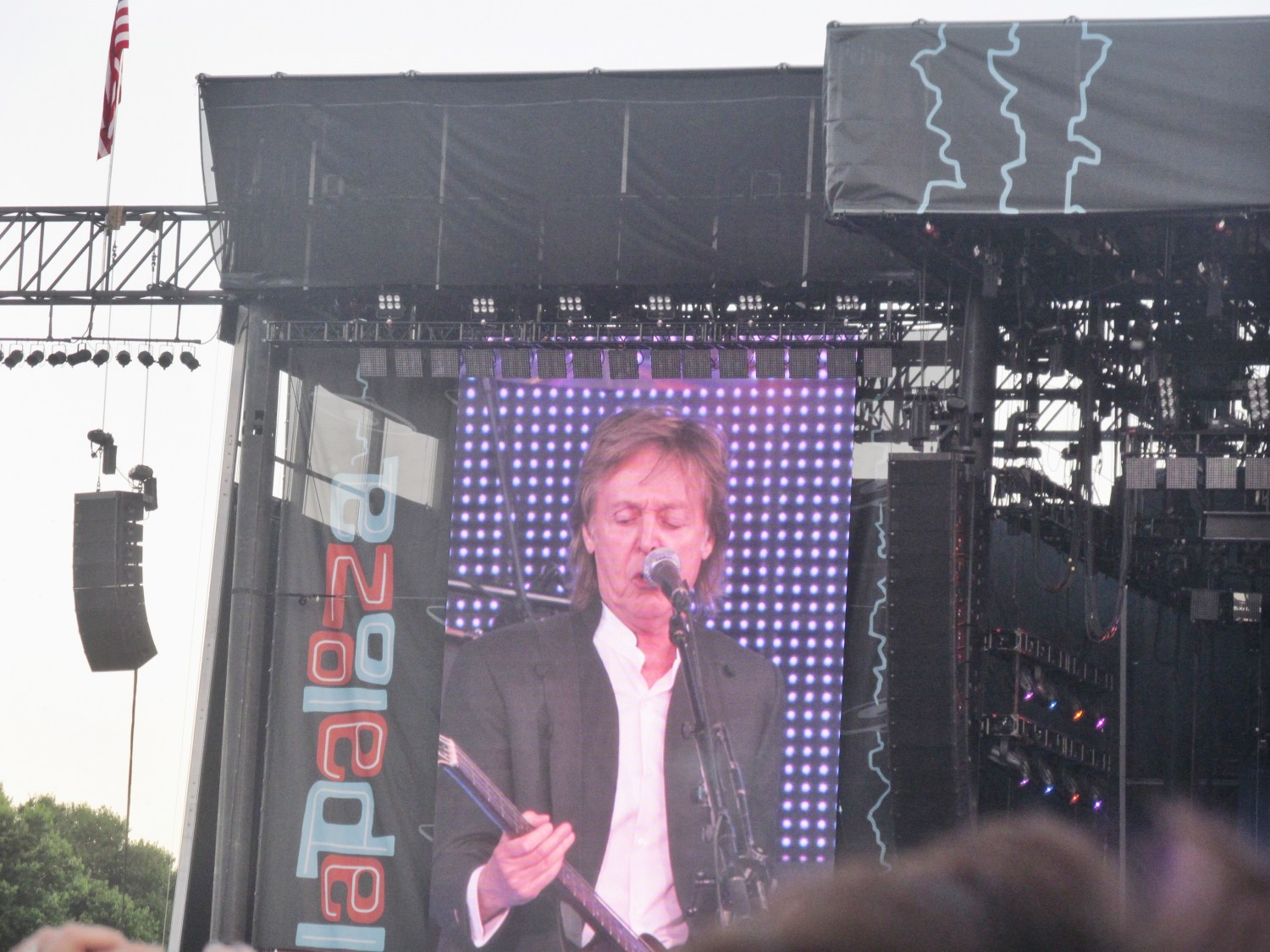 Paul McCartney Lollapalooza perfomance