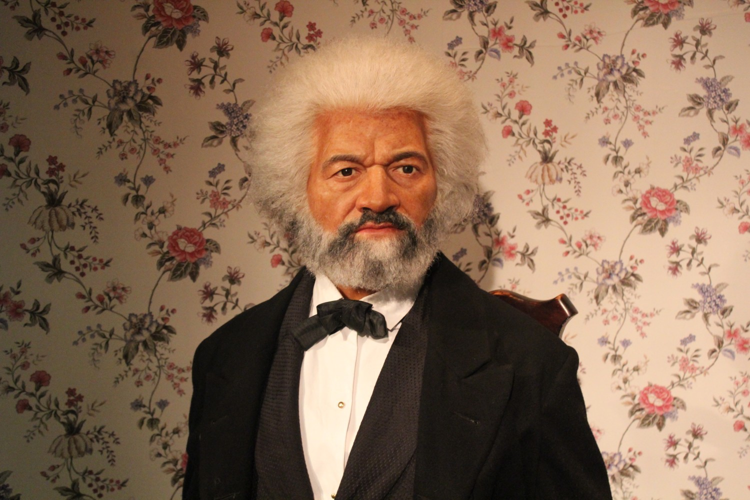 Madame Tussauds Washington D.C. Fredrick Douglas