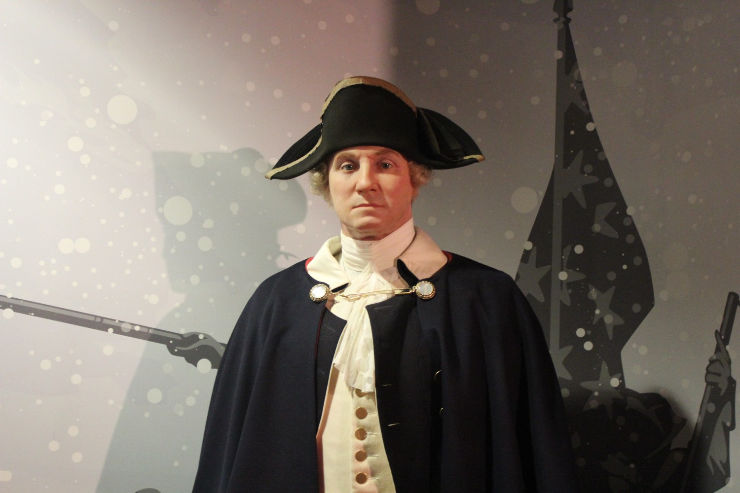 Madame Tussauds Washington D.C. George Washington