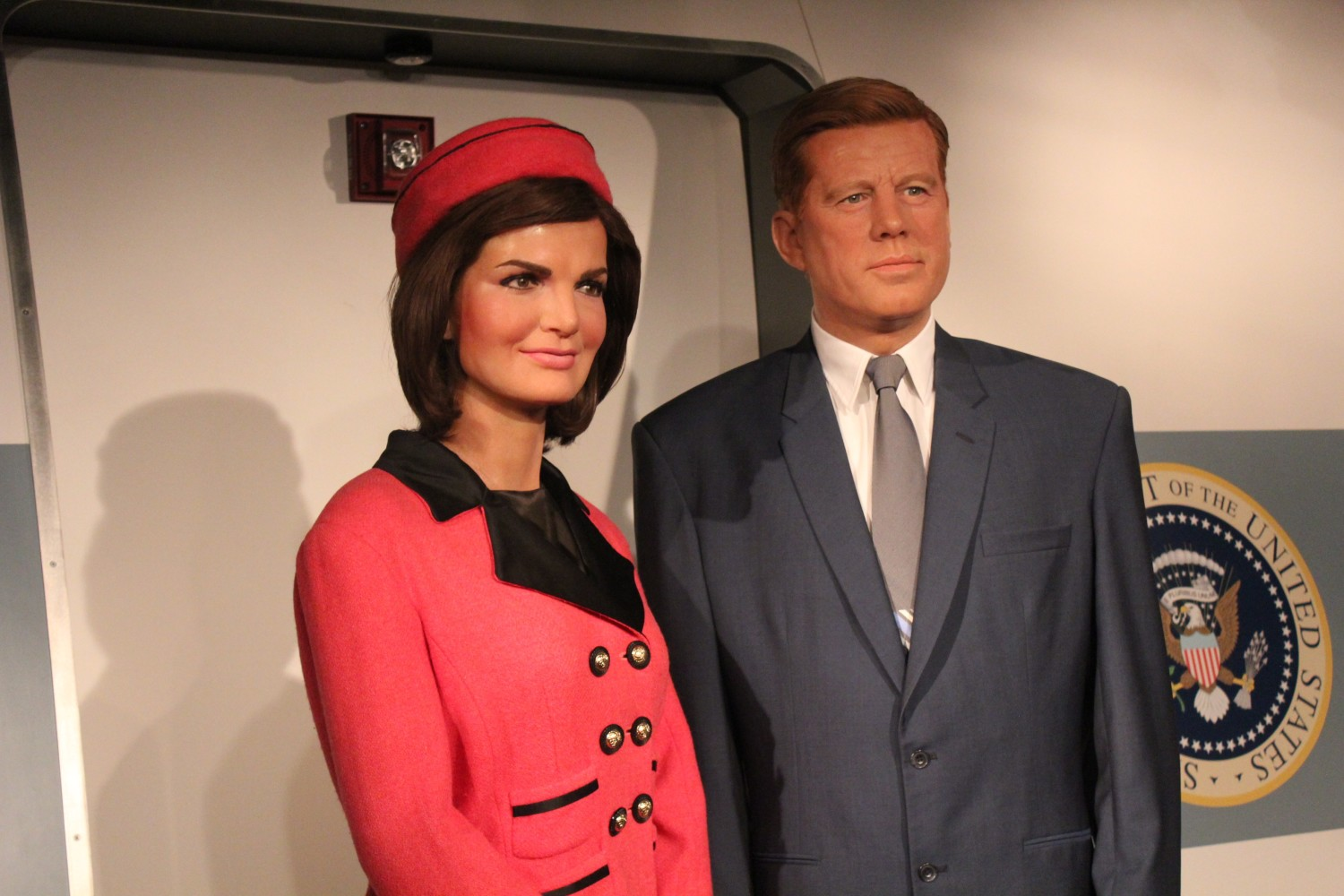 Madame Tussauds Washington D.C. Jackie O Wax Figure