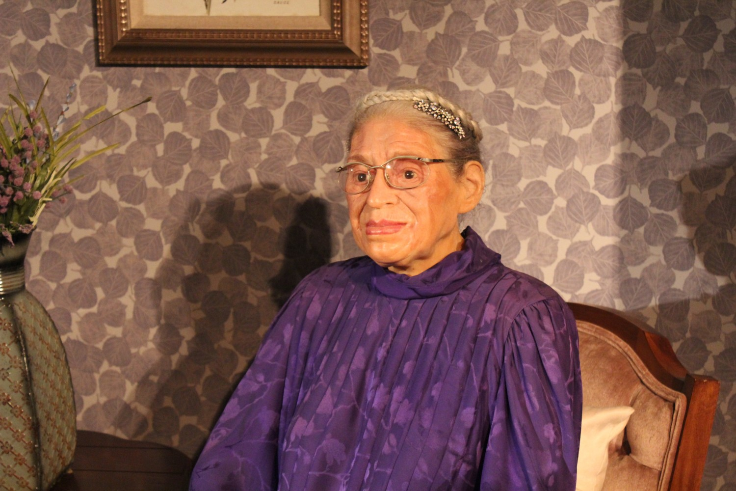 Madame Tussauds Washington D.C. Rosa Parks
