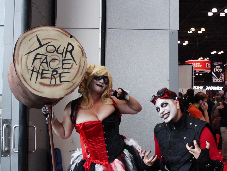 Best New York Comic Con Cosplay