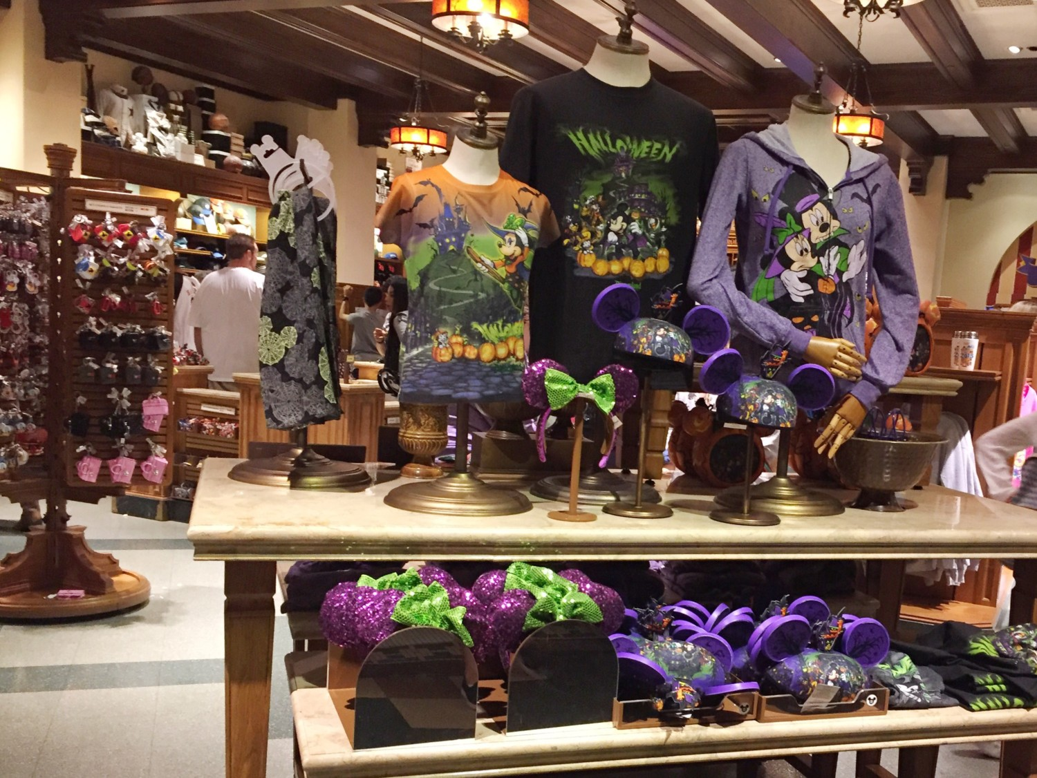 Disneyland 2015 Halloween Merchandise