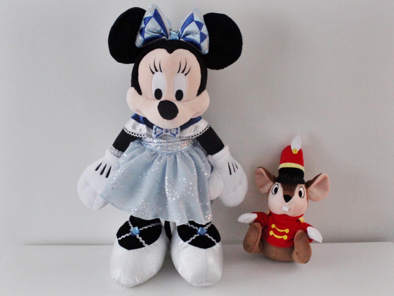 Disneyland 60th Anniversary Diamond Celebration Minnie Mouse Plush