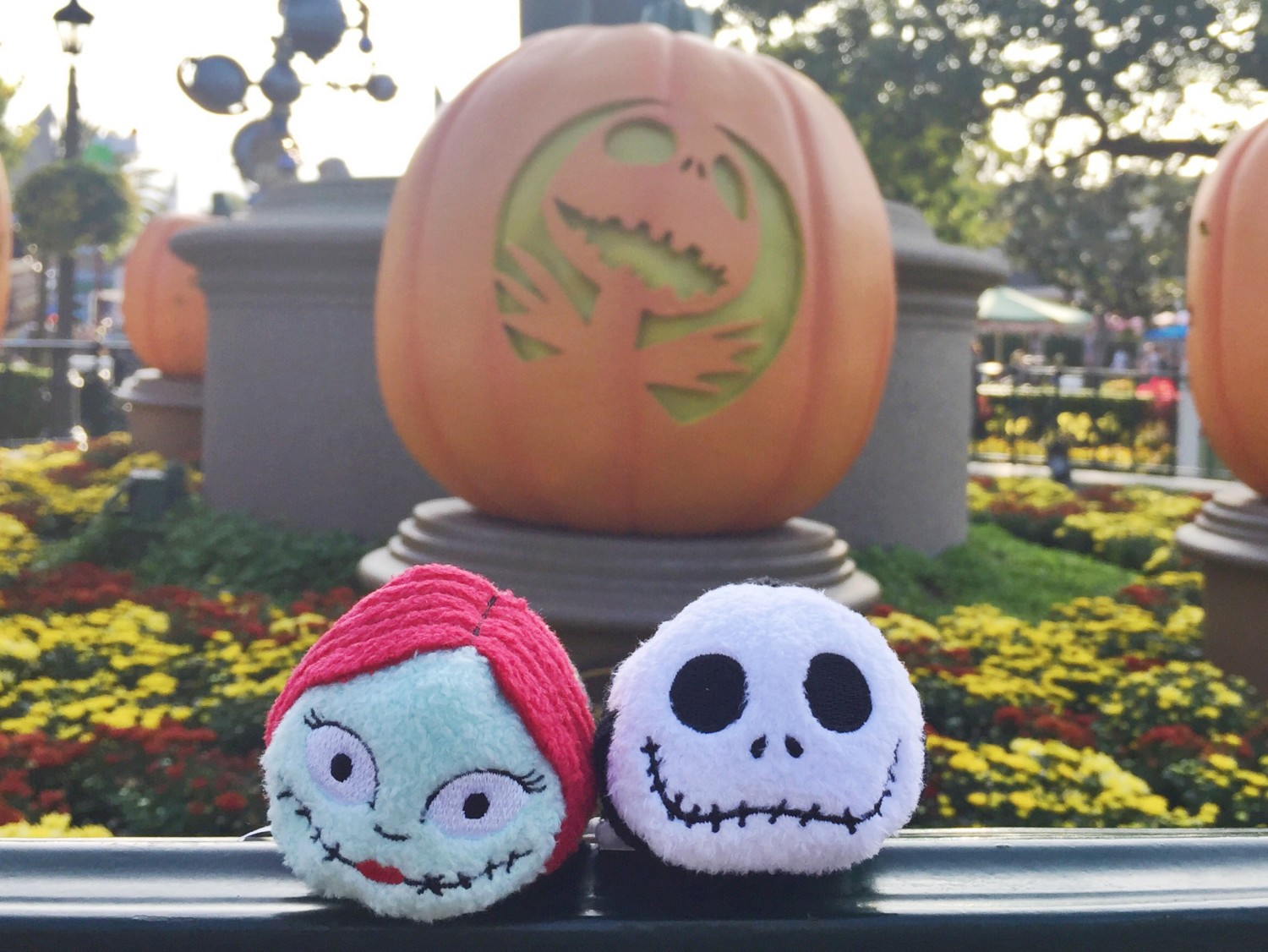 Disneyland Nightmare Before Christmas Tsum Tsum