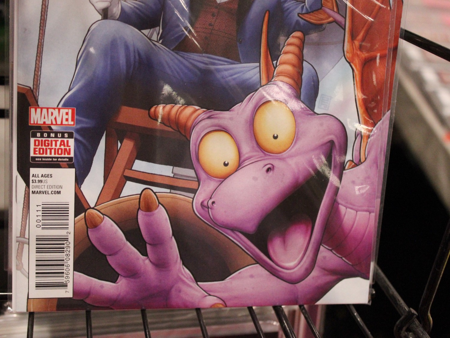 Figment Comic Book