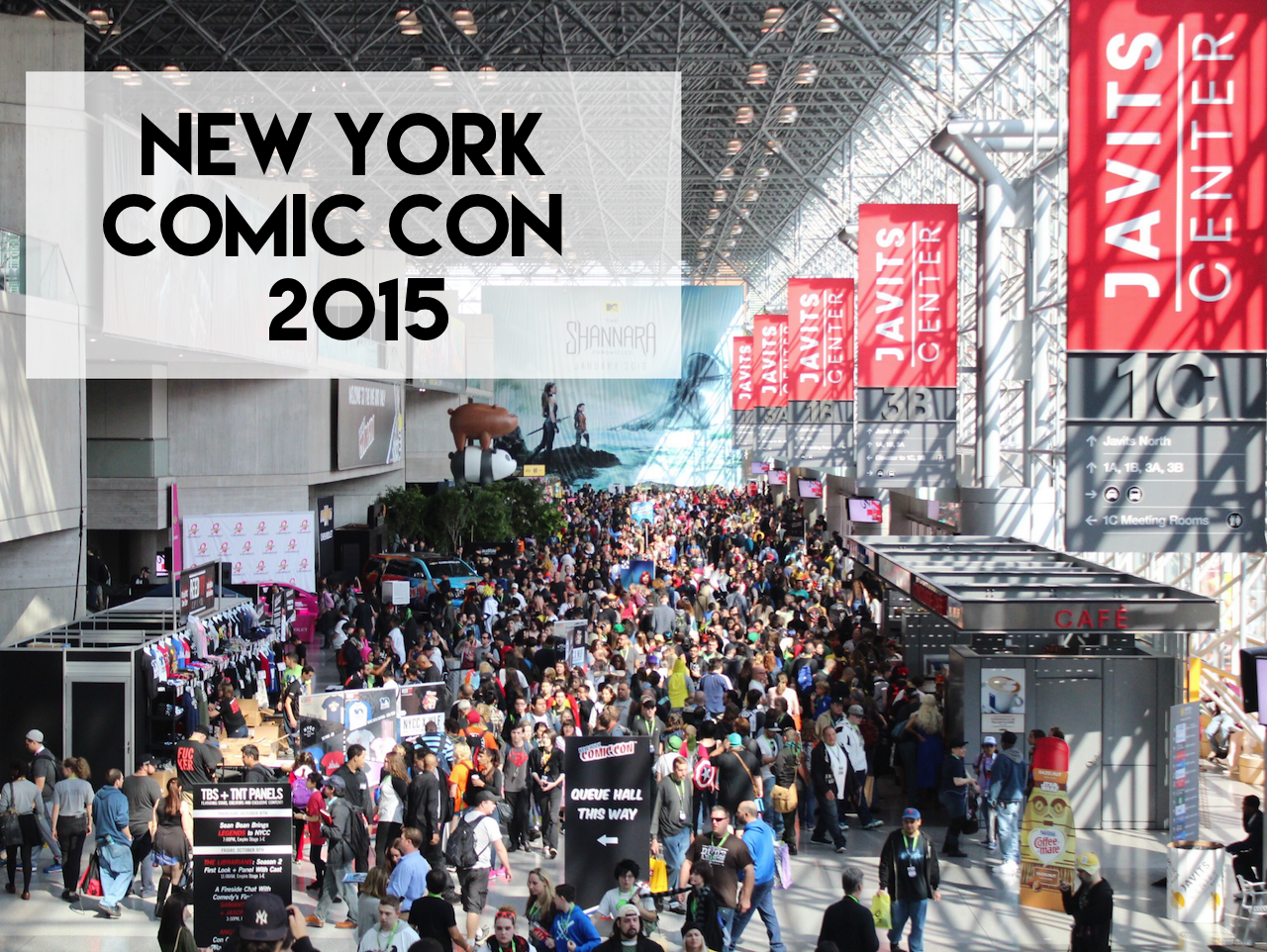 New York Comic Con 2015