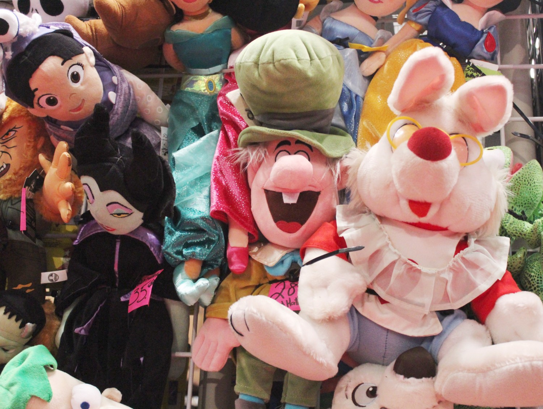 New York Comic Con Disney Plush