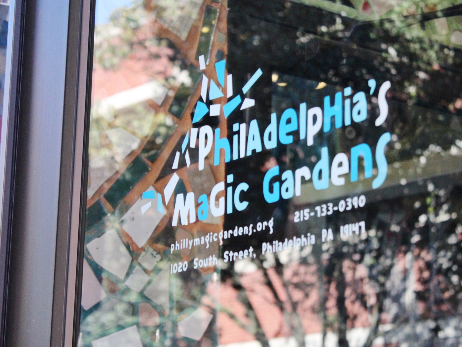 Philadelphia's Magic Gardens Gallery