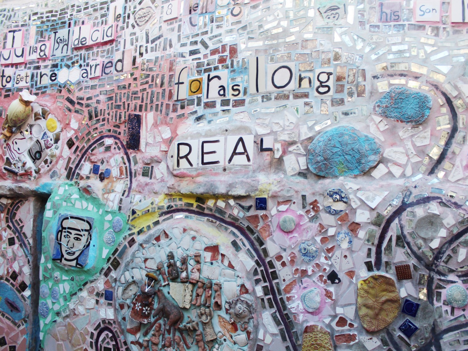 Philadelphia's Magic Gardens art