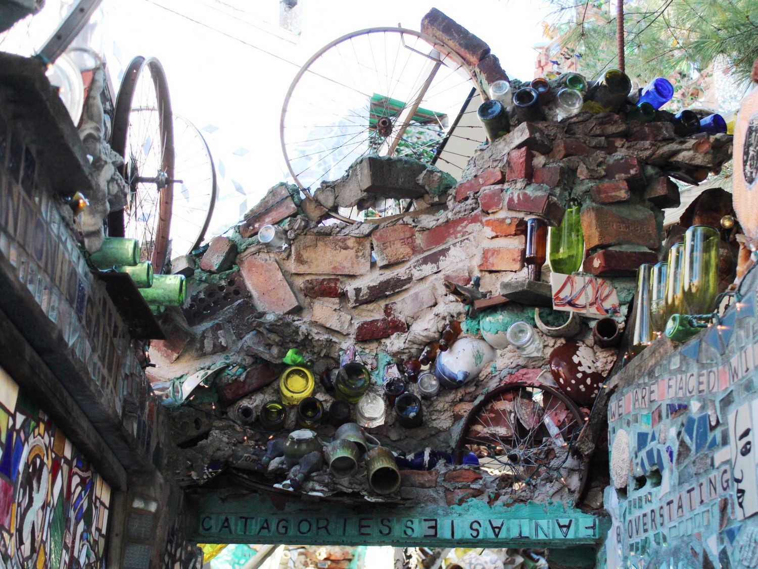 Visit Philadelphia's Magic Gardens