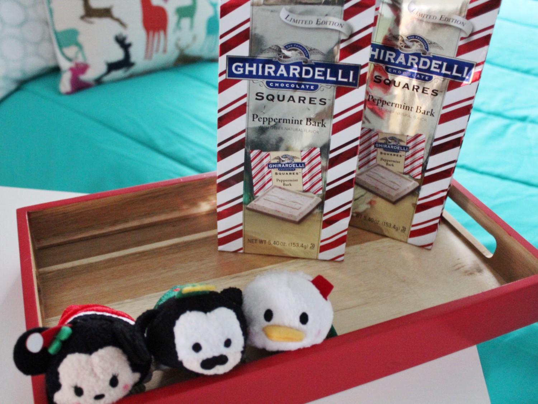 2014 Holiday tsum tsum at Target