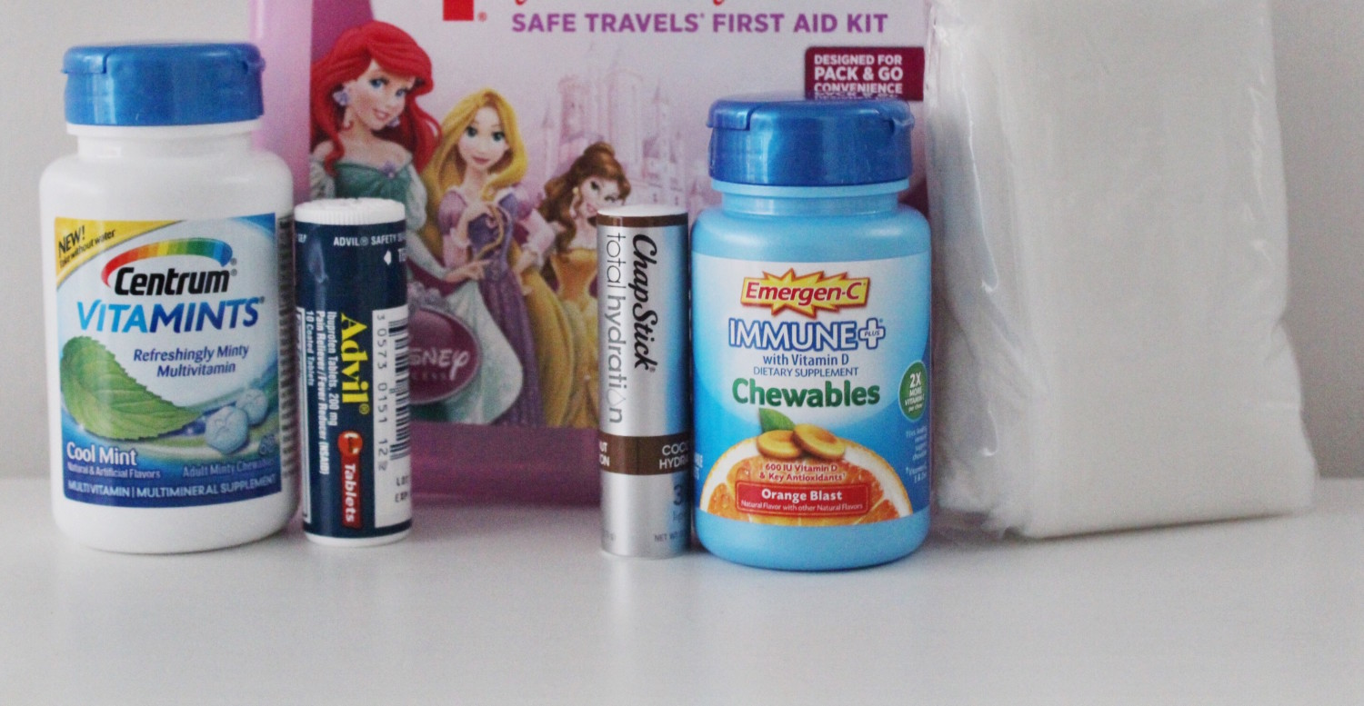 First Aid Kit For Disney World