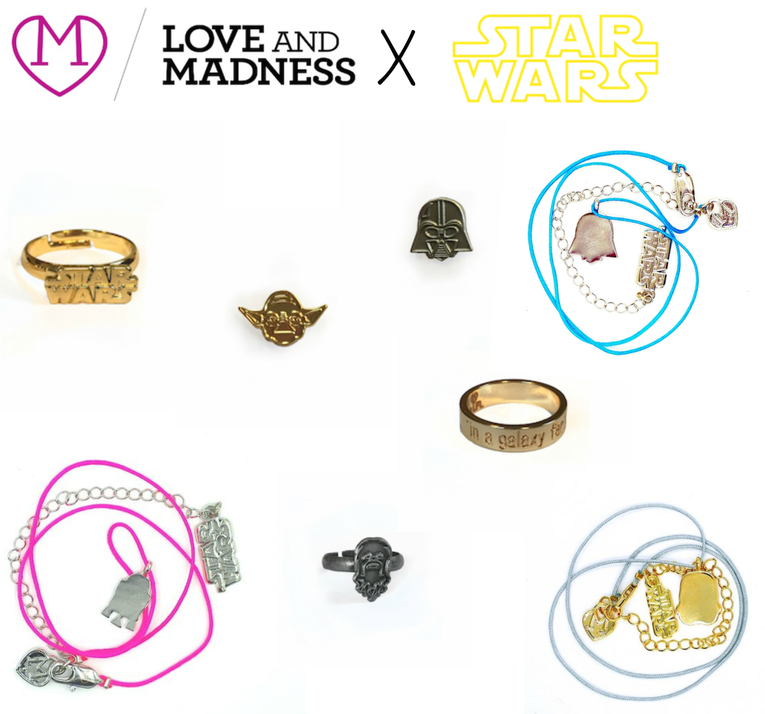 Love and Madness Star Wars Collection