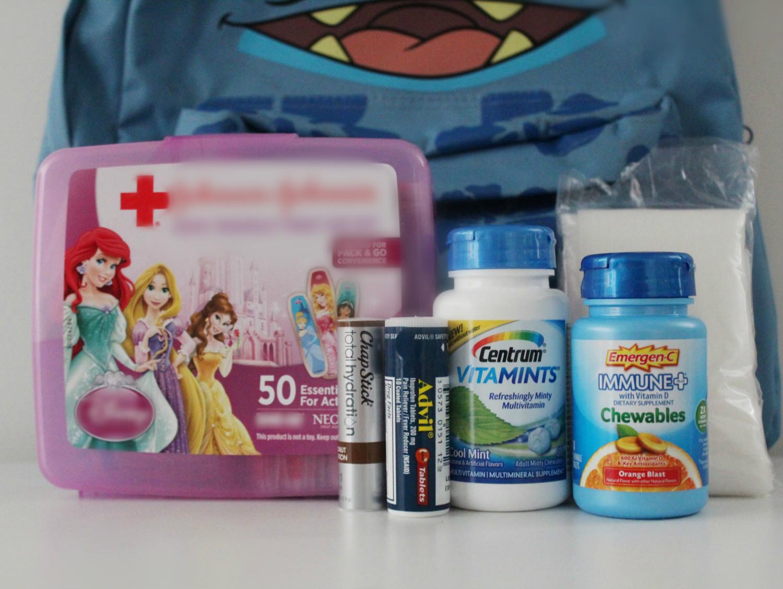 Emergency Kit for Disney