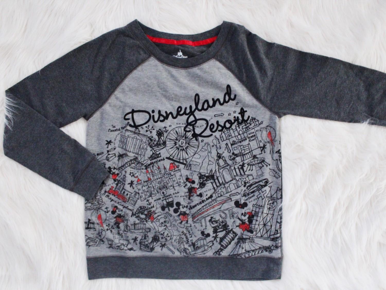 Disneyland Resort Pullover Shirt
