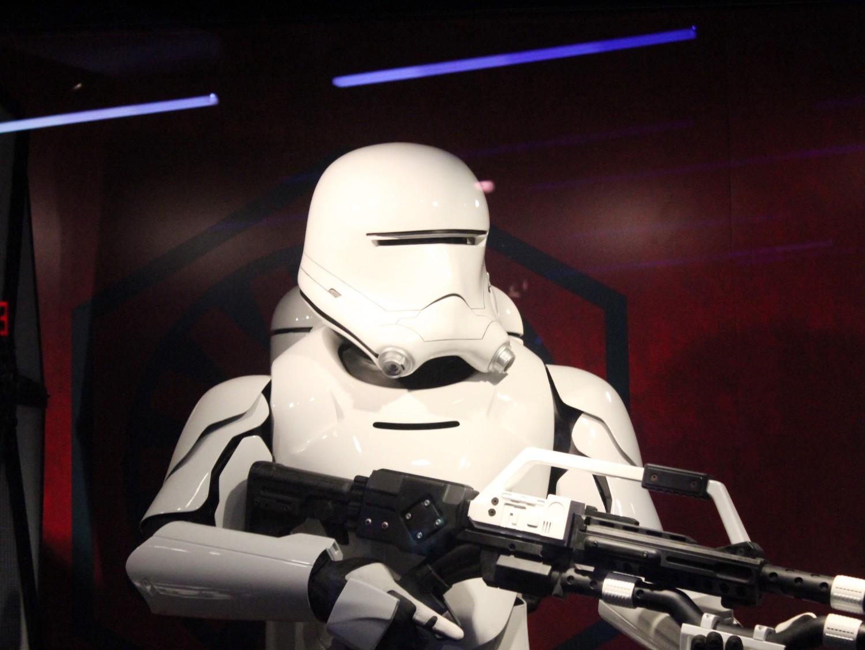 Disneyland Star Wars Launch Bay Stromtropper