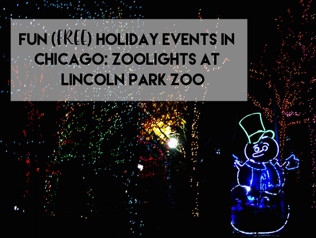 Free Holiday Events in Chicago