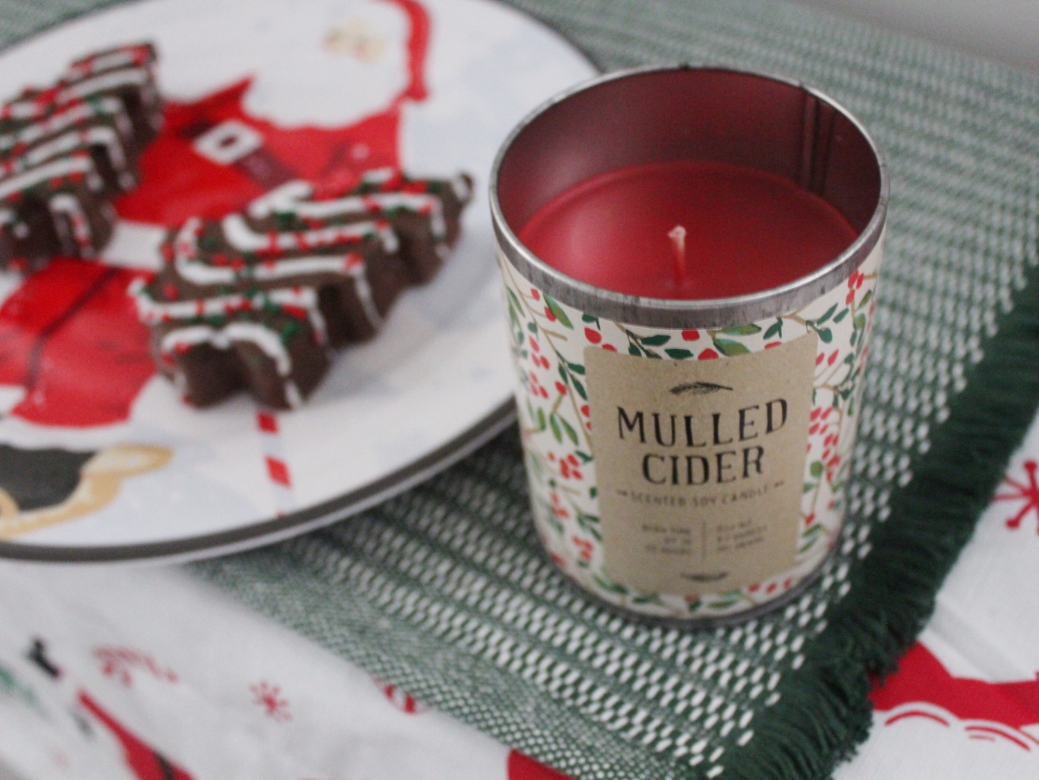 Mulled Cider Candle From Target