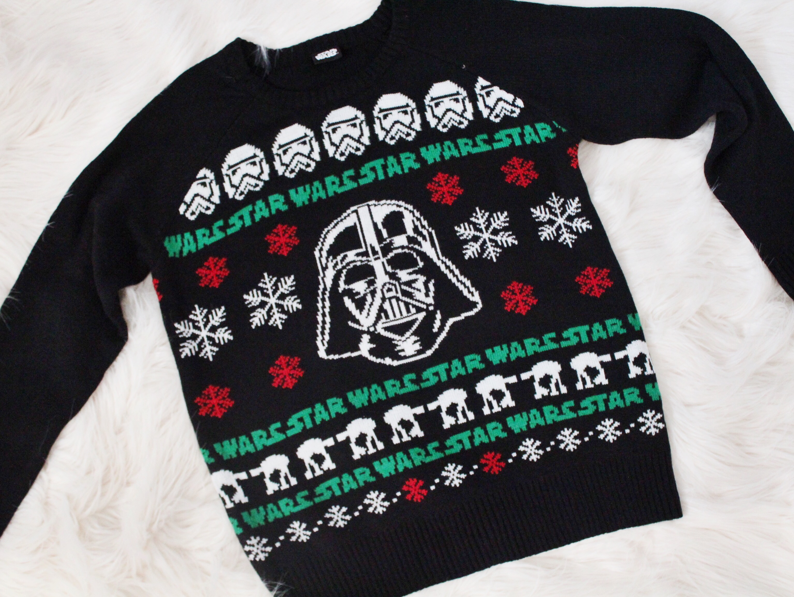 star wars ugly christmas sweater target - Star Wars Ugly Christmas Sweater