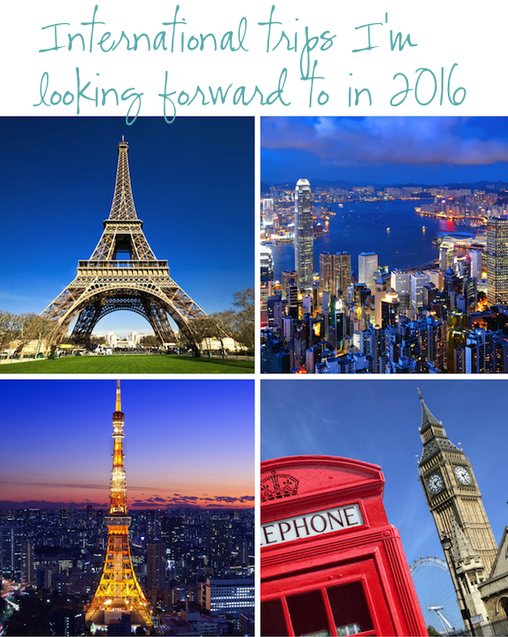 Best Places to travel to in 2016