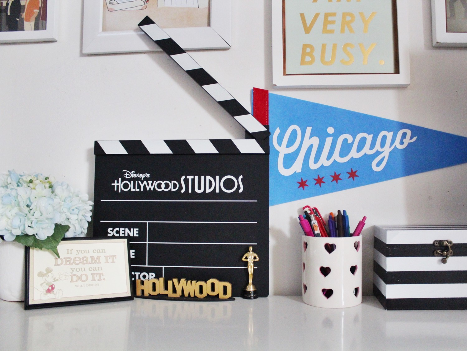 Cute Home Office Spaces