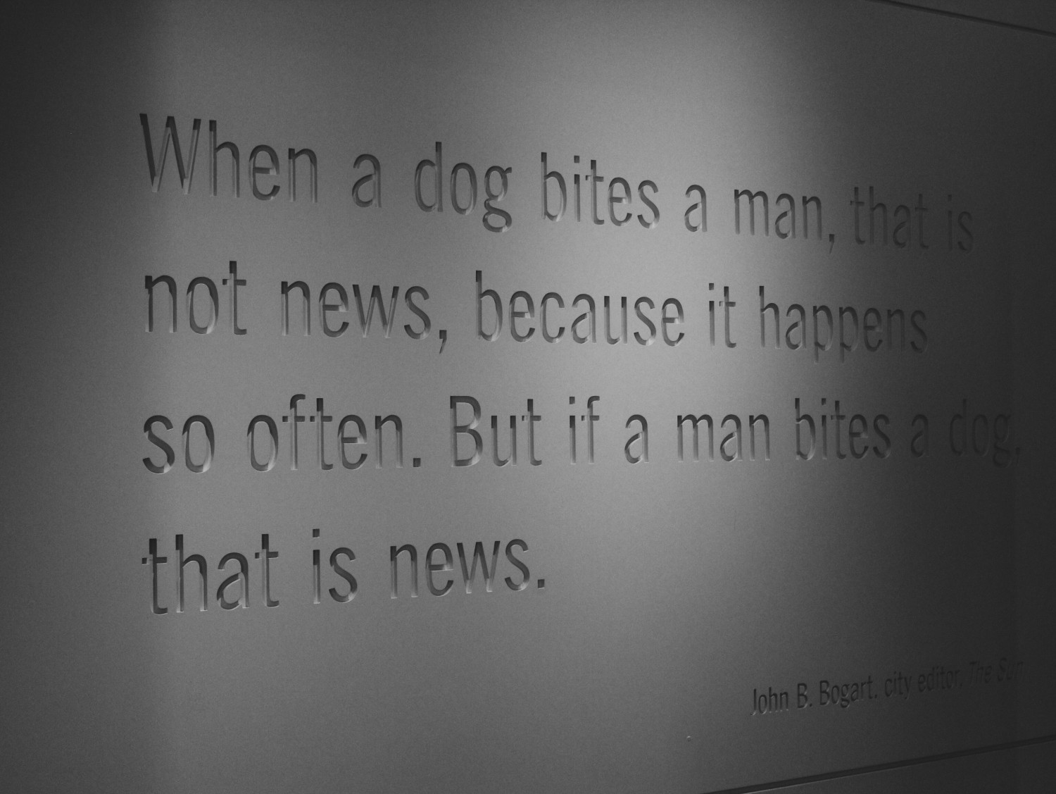 News Quotes