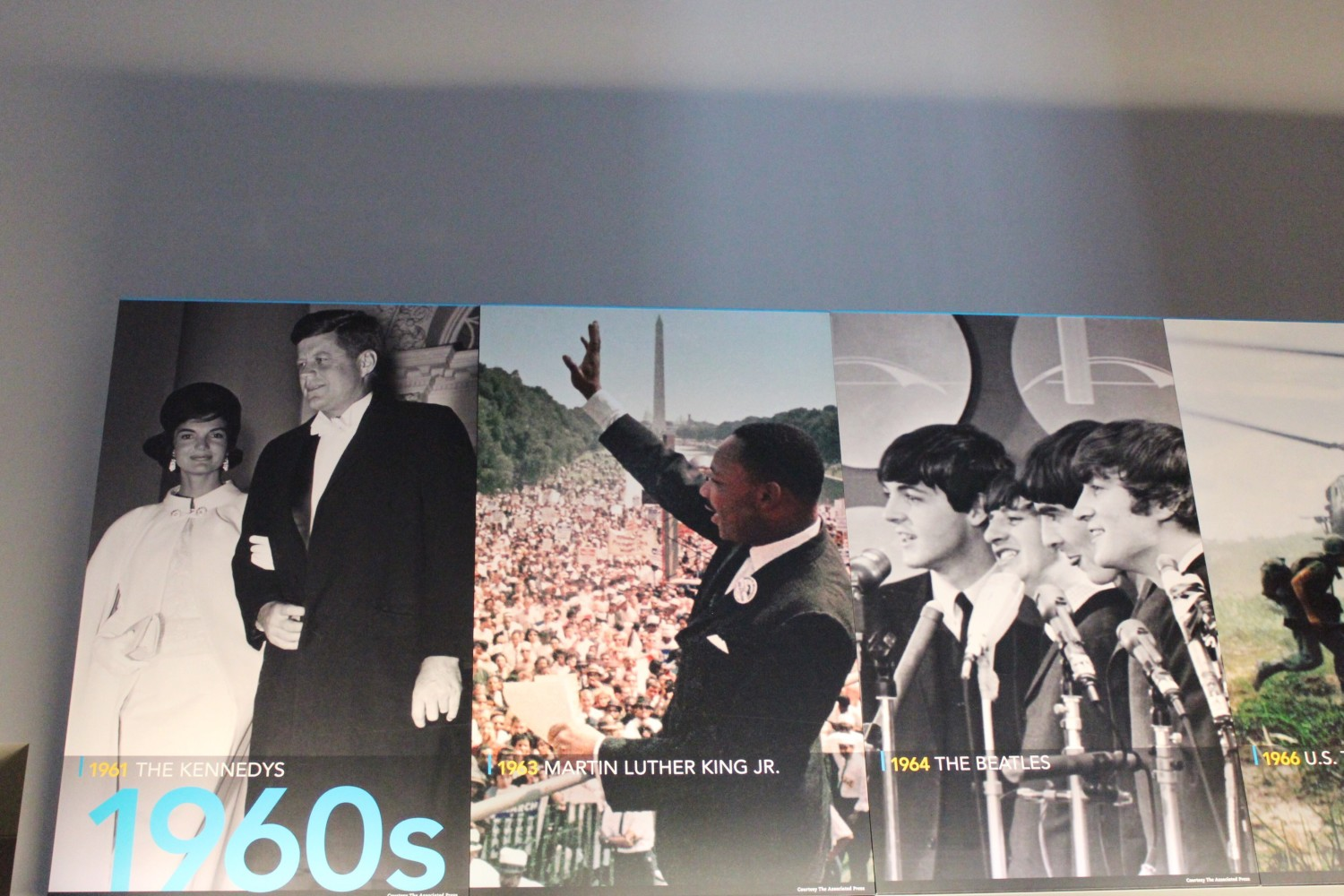 Newseum History Through the Years