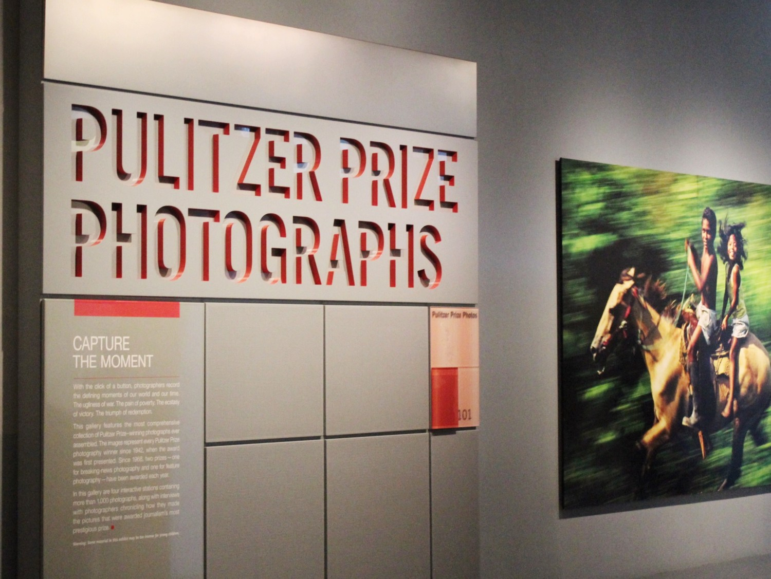 Pulitzer Prize Photographs