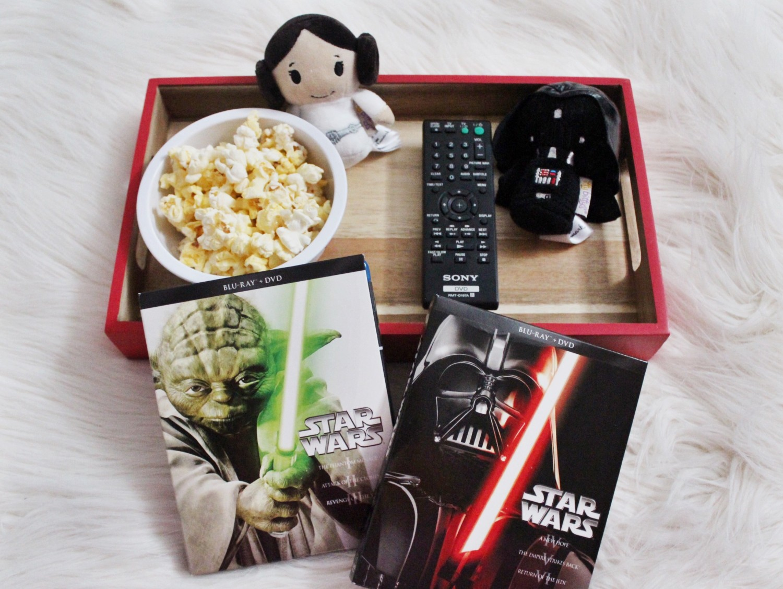 Star Wars DVD Box Set