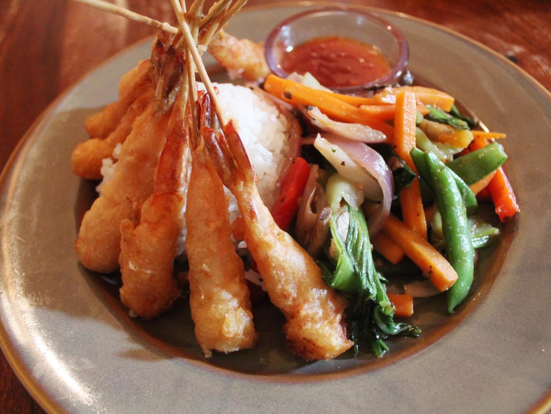 Yak & Yeti Tempura Shrimp