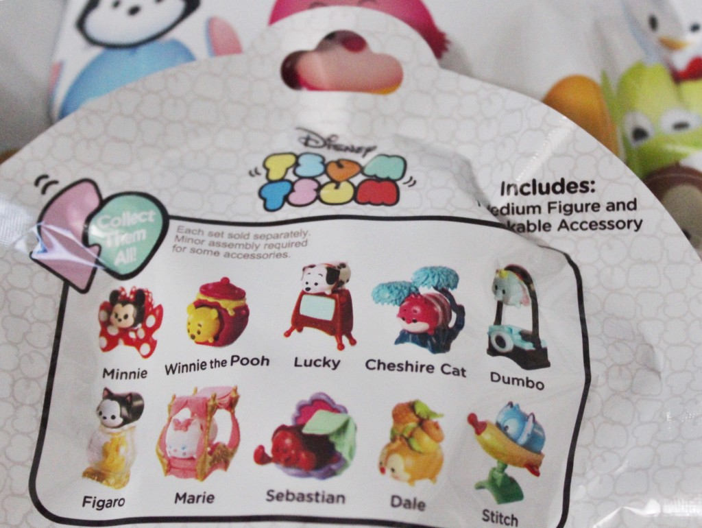 Blind Box Amp Bag Roundup 22 Tsum Tsum Mystery Stack Packs
