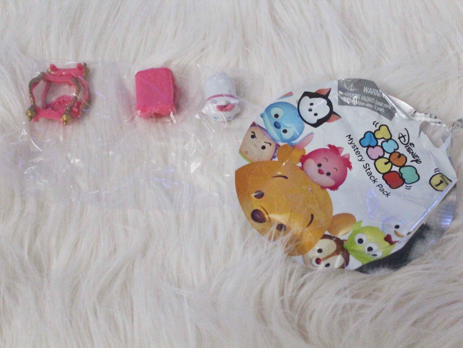 tsum tsum Mystery Stack Pack Figures