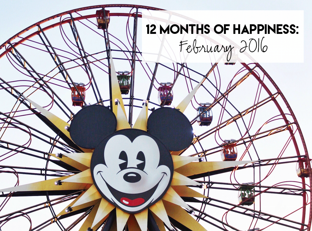 12 Months of Happiness 2016
