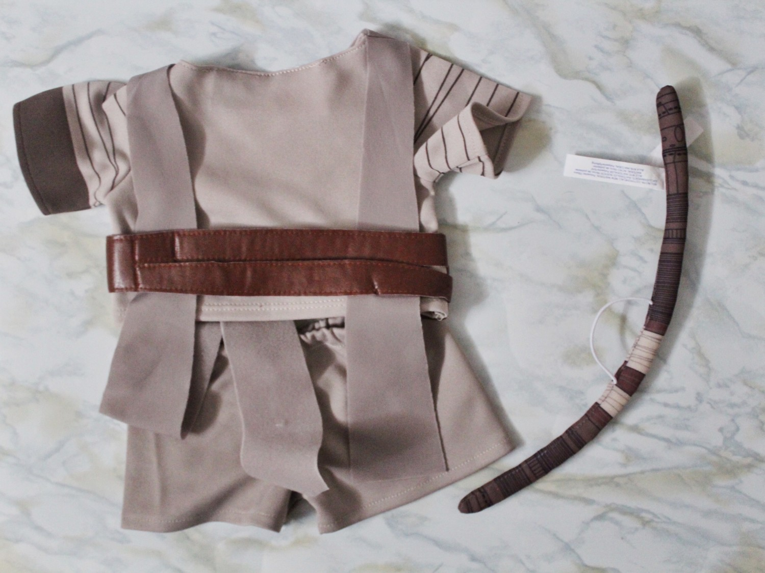 Build a Bear Rey Costume