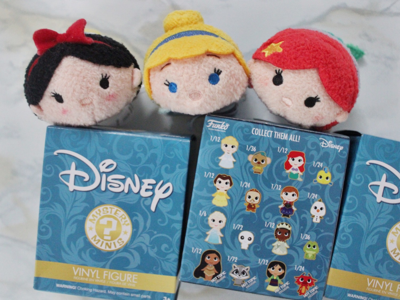 Disney Princess Mystery Minis Funko