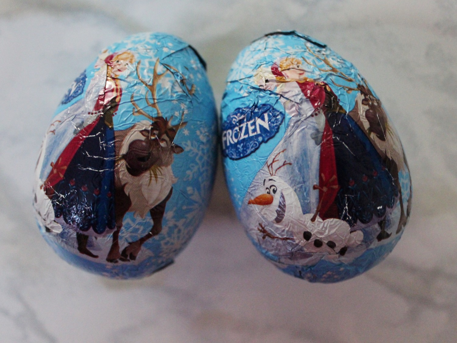 Disney chocolate surprise Eggs