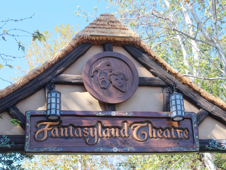 Disneyland Fantasyland Theatre