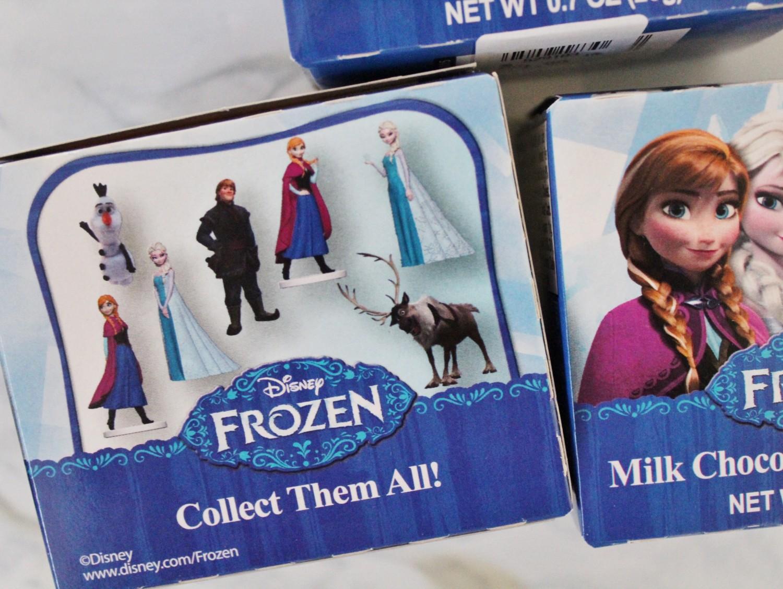 Frozen Surprise Egg Toy