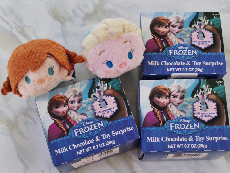 Frozen Surprise Eggs