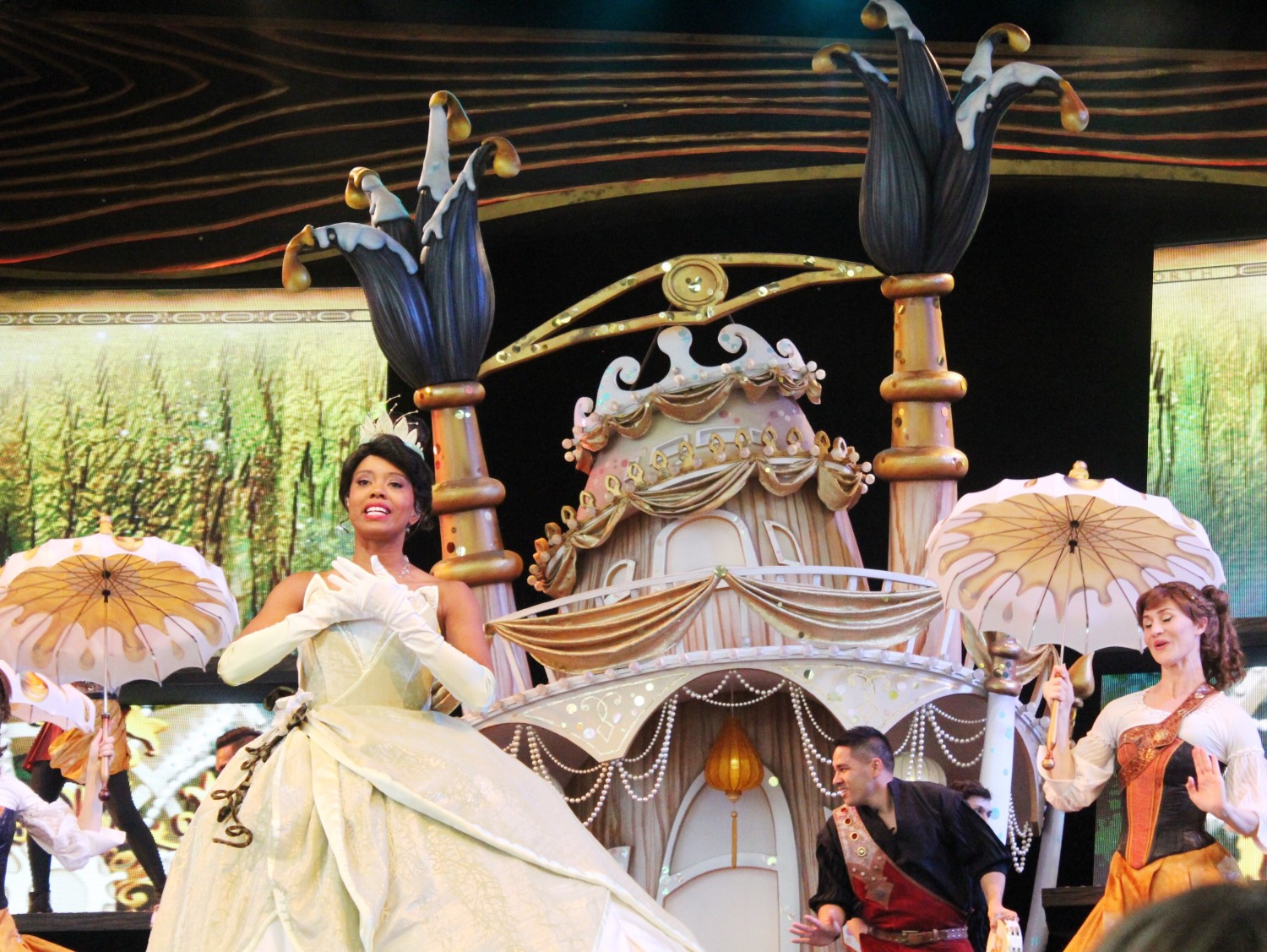 Mickey and the Magical Map Tiana