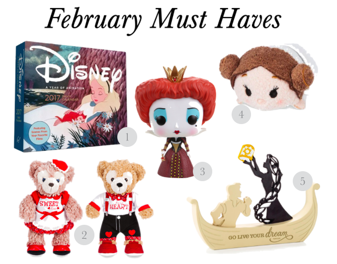 Must Have Disney Items